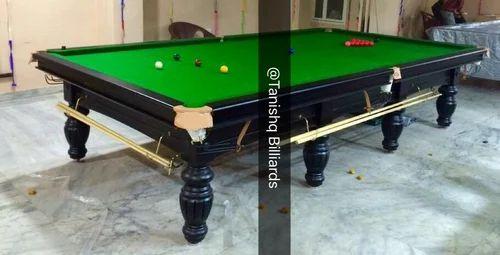 Solid Wood British Snooker Tables Rs Set Tanishq Billiards - British pool table