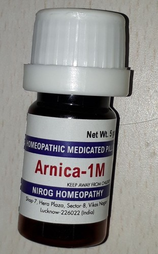 Nirog Homeopathy Homeopathic Medicine pills