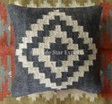 Home Decor Handmade Jute Pillow Cover