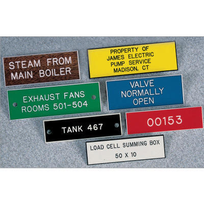 Acrylic Sheet Nameplate Sticker Rangvishwa Enterprises