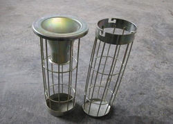 Bag Filter Cage With Venturi