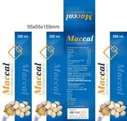 Maccal Syrup
