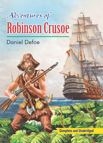 ROBINSON CRUSOE BOOK EBOOK