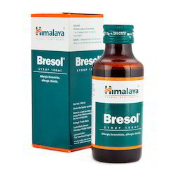 Bresol Syrup, Prescription