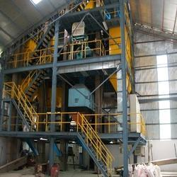 Animal Feed Plant Machine