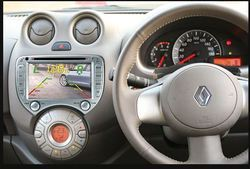 Renault Pulse Music System