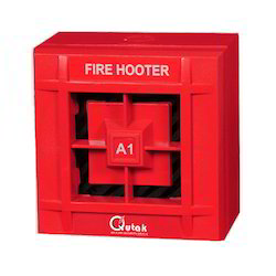 QT 85 ABS Fire Alarm Hooter