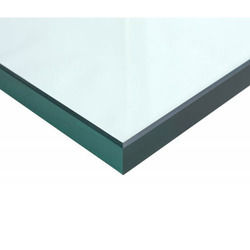 10-50 Square Feet Transparent Toughened Clear Glass