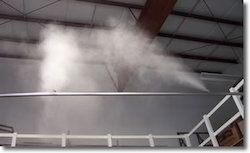 Fogging System for Ginning