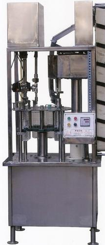 Synthetic Juice Filling Machine, Capacity: 800 To 2000 Bottle Per Hour, 2 Hp