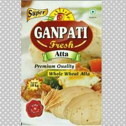 Ganpati Fresh Atta, For Biscuits Cookies And Chapatis