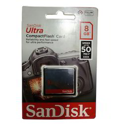 Ultra Flash Memory Card