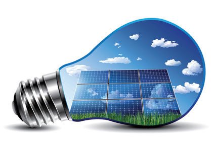 Solar Panel Light Bulb, Solar & Renewable Energy Products | India