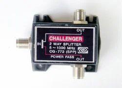 CHALLENGER 2 Way Splitter