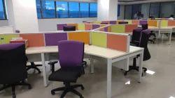 Corporate Office Modular Workstation