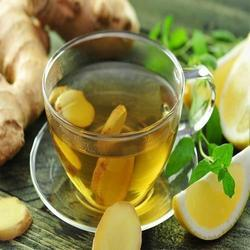 Organic Ginger Tea