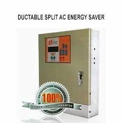 Ductable Split AC Energy Saver