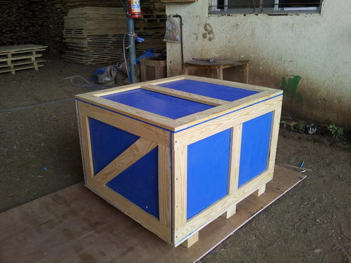 Airworthy Light Weight PP Export Box