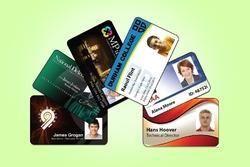 Service Bureau Cards