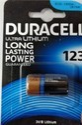 Duracell Lithium Battery Cr123