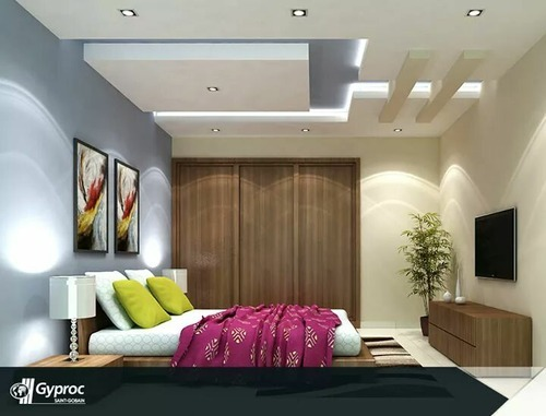 Gypsum False Ceiling In Uppal Hyderabad