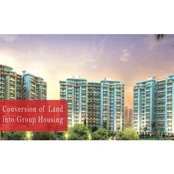 Conversion of Land Into Group Housing