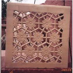 Dholpur Stone Jali
