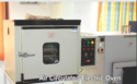 Circulated Electric Oven