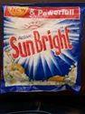 Detergent Powder Sun Bright, Packaging Type: Bag