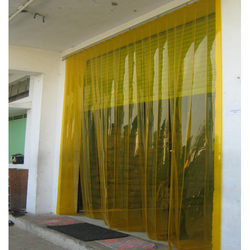 Polyvinyl Chloride Strip Curtain