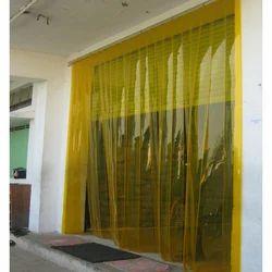 Polyvinyl Chloride Strip Curtain