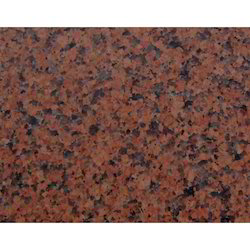 Elegant Ruby Red Granite Stone
