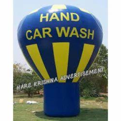 Ground Balloon Advertising