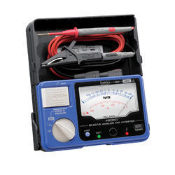 Insulation Tester Calibration Service