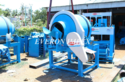 Reversible Concrete Mixer Machine