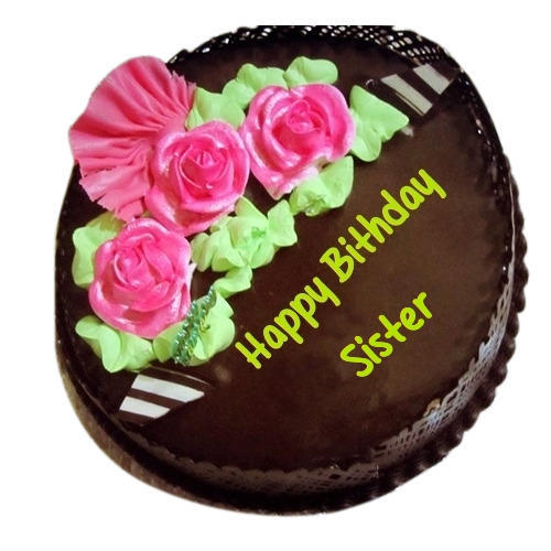 Astounding Decorative Birthday Chocolate Cakes At Rs 650 Kilogram Bharat Funny Birthday Cards Online Inifodamsfinfo