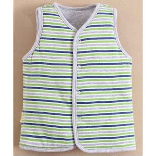 Sleeveless Cotton Combed Baby Wear Vest