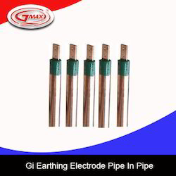 GI Earthing Electrode Pipe In Pipe