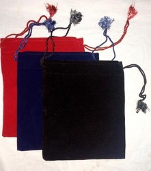 Velvet Bag For Urns