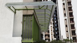 Balcony Sun Shed