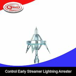 Control Early Streamer Lightning Arrester