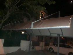Car awning shade