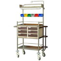 Crash Cart at Rs 34000 /piece | Hospital Furniture - Vijaya ...