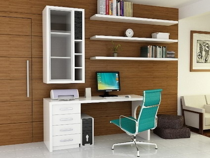 Modern Computer Table, Office & Commercial Furniture ...
