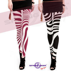 Full Printed Leggings