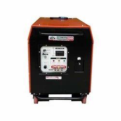 Silent GE-3P-9000RS Portable Petrol Generator