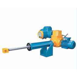 Trunion Mounted Electrical Actuator