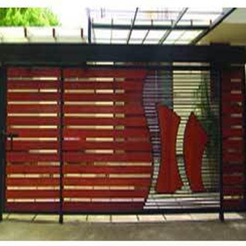 Home Design Gate Ideas: Wooden Sliding Gates Manufacturer From Chennai