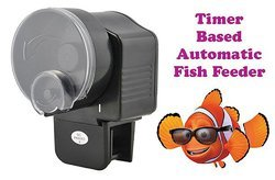 Fish Tank Automatic Fish Food Feeder Timer