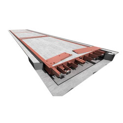 Concrete Platform Weighbridge (20  Ton)